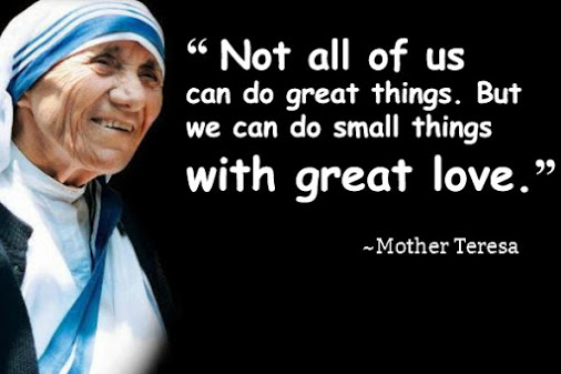 Image result for mother teresa quotes