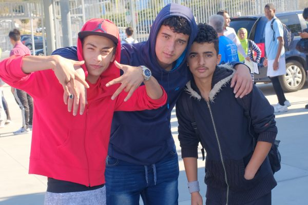 The boy's of Syria